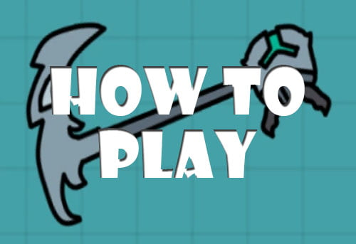 How to play the game Swordz.io