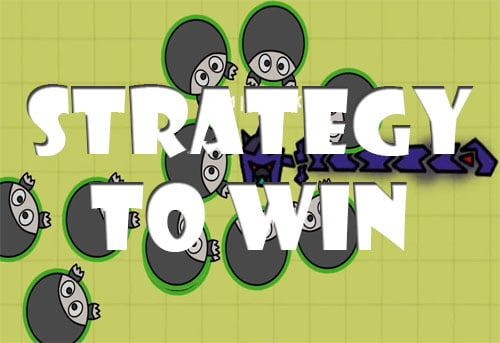 Strategies to win Swordz.io