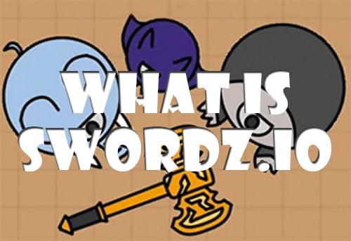 What is Swordz io?