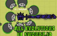 All Evolutions In Swordz.io