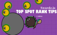 SWORDZ.IO - TOP SPOT RANK TIPS!